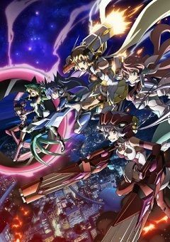 Senki Zesshou Symphogear AXZ English Subbed