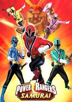 Happiness! Power rangers samurai are