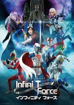 Infini-T Force English Subbed