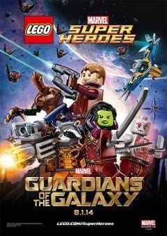 LEGO Marvel Super Heroes – Guardians of the Galaxy: The Thanos Threat (2017)