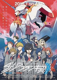 Darling in the FranXX English Subbed