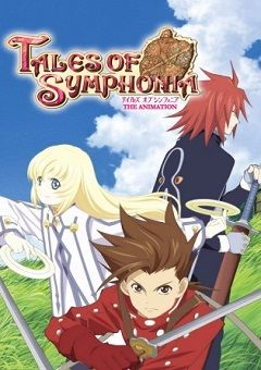 Tales of Symphonia English Subbed