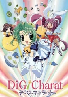 Di Gi Charat Ohanami Special English Subbed