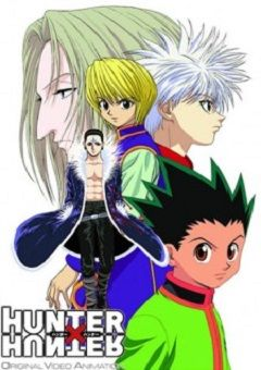 Hunter x Hunter OVA English Subbed