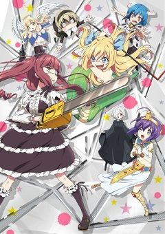 Jashin-chan Dropkick English Subbed