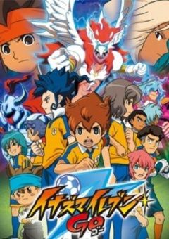 Inazuma Eleven Go English Subbed