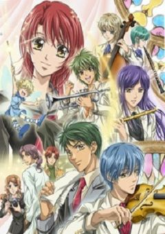 Kiniro no Corda: Primo Passo English Subbed