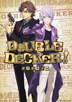 Double Decker! Doug & Kirill