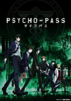 Psycho-Pass Extended Edition English Subbed