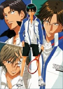 Prince of Tennis: The National Tournament English Subbed