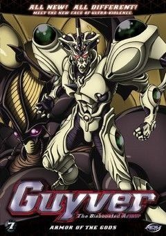 Guyver Bioboosted Armor