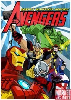 The Avengers: Earth`s Mightiest Heroes